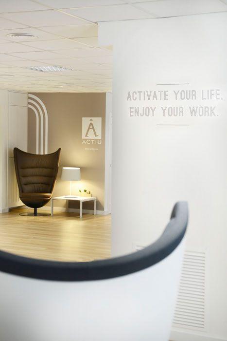 actiu office furniture. showroom actiu barcelona office furniture s