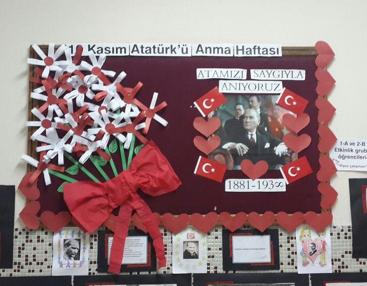 Atatürk pano