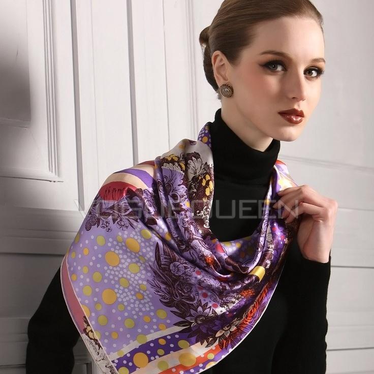 Cashmere Silk Scarf - transitions with grace by VIDA VIDA lzIU8kt