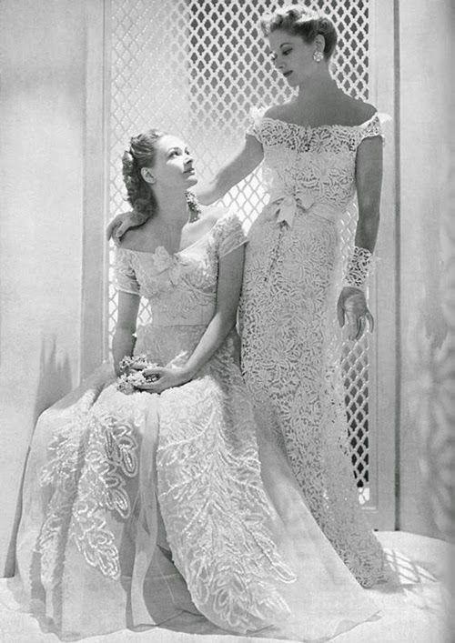 Chanel fashion 1938: Cecil Beaton
