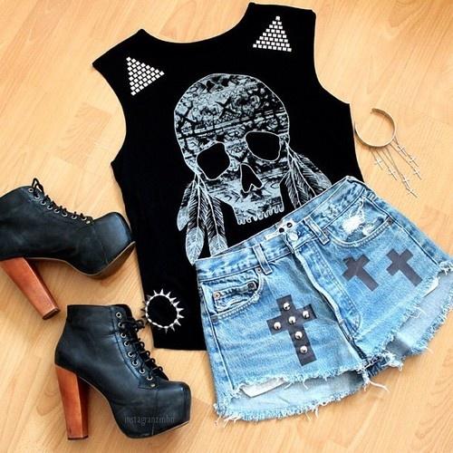 #cute outfit  Summer Closet 2013 #2dayslook #sasssjane #SummerCloset #2013  www.2dayslook.com