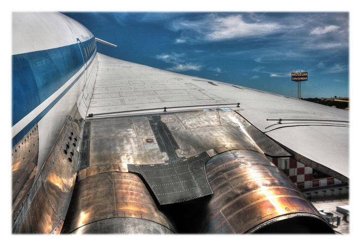 Sinsheim - Technikmuseum Sinsheim - Aeroflot Tu-144D CCCP-77112 05