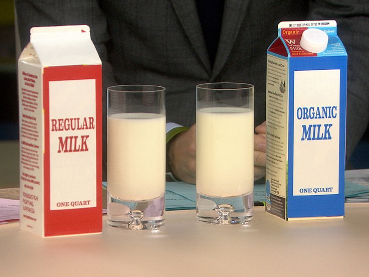 Yep, organic milk really is better for you than regular milk - NBC News