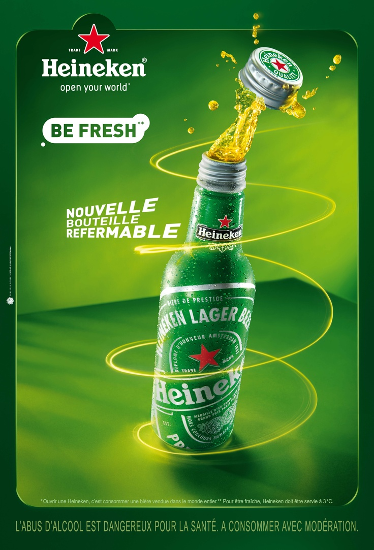 heineken internationalization Heineken: tons of people all over the world heineken is everywhere, man it's particularly popular in africa, asia, and the caribbean hell, james bond even drinks the stuff now, and it's safe to assume.
