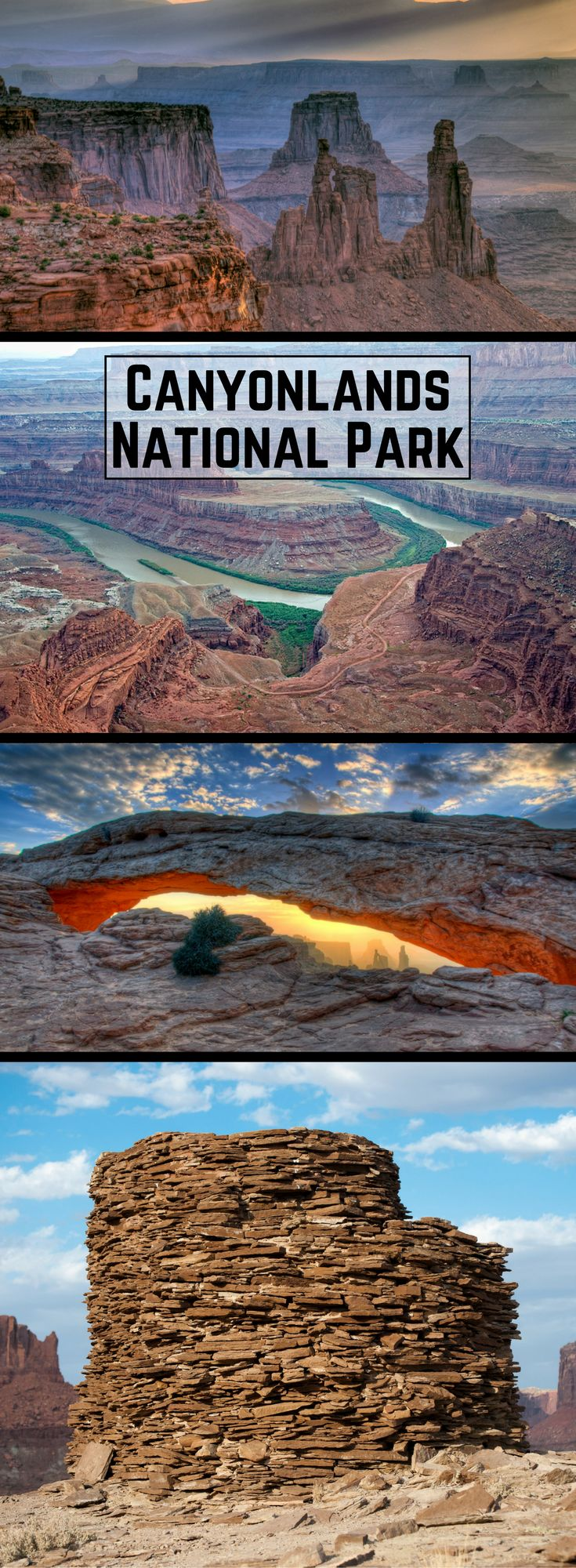 The ultimate road trip guide to Canyonlands National Park
