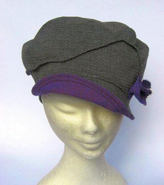 Cappello anni 50 con visiera 03ebf06e11f6