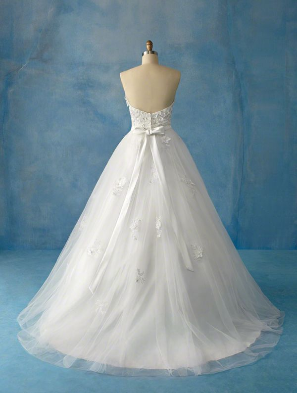 Alfred Angelo Bridal Style 207 from Disney Fairy Tale Weddings