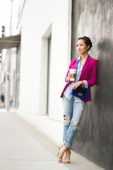 Superela por ILANA DIEZ - jeans destroyed