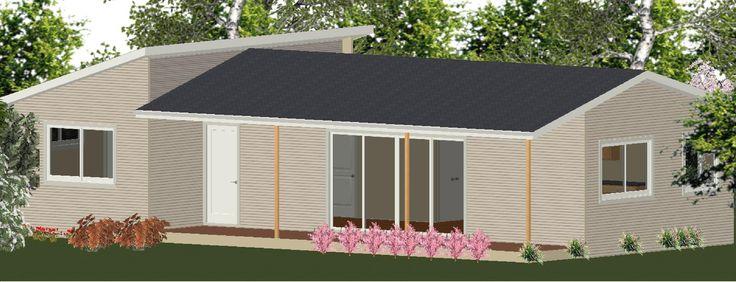 NEW! Brisbane Granny Flat Design - The Retreat!