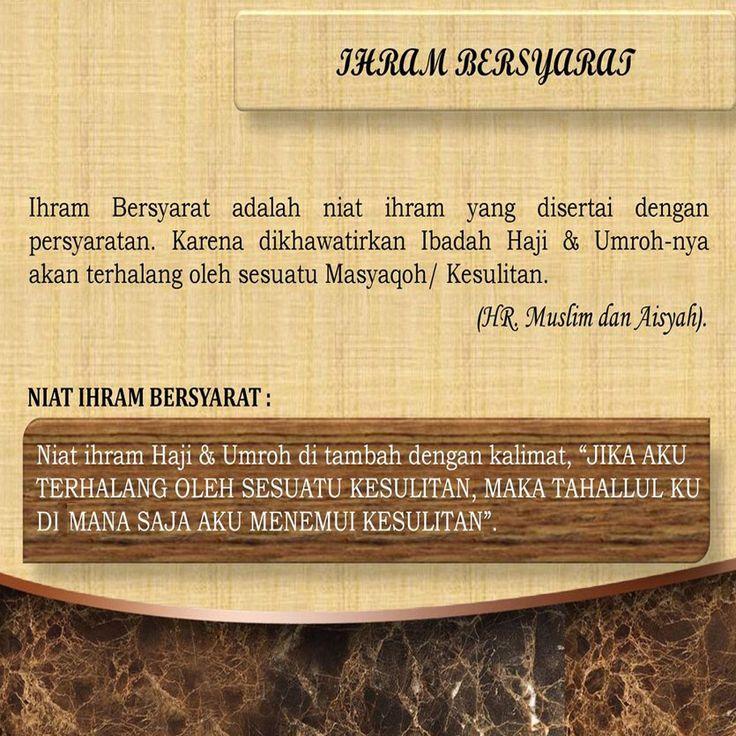 Follow @NasihatSahabatCom http://nasihatsahabat.com #nasihatsahabat #mutiarasunnah #motivasiIslami #petuahulama #hadist #hadits #nasihatulama #fatwaulama #akhlak #akhlaq #sunnah #aqidah #akidah #salafiyah #Muslimah #adabIslami #DakwahSalaf #ManhajSalaf #Alhaq #Kajiansalaf #dakwahsunnah #Islam #ahlussunnah #tauhid #dakwahtauhid #Alquran #kajiansunnah #salafy #haji #umrah #umroh # laranganihram #ihram #ihrom #ihrambersyarat #khawatirterhalangkesulitan