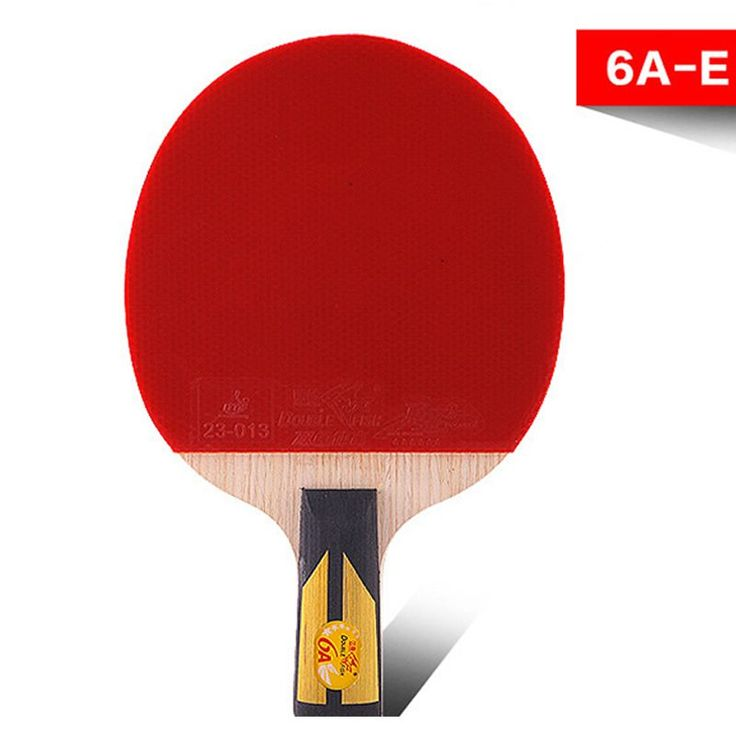 Buy sporting goods genuine double fish six-star Straight Grip table tennis racket double face reverse glue 6A-E ping-pong bats #sporting #goods #genuine #double #fish #six-star #Straight #Grip #table #tennis #racket #face #reverse #glue #6A-E #ping-pong #bats