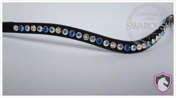 LUXERY TOUCH OF BLUE FRONTRIEM 12 mm