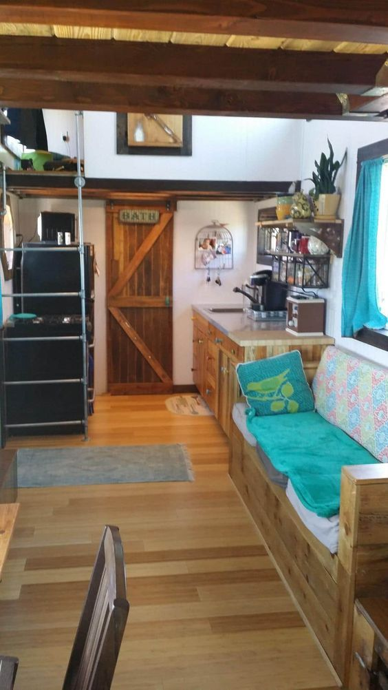 LOVE This AMITY TINY HOUSE Its 400 Sq Ft 30