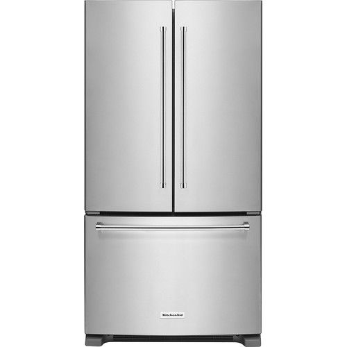 KitchenAid 20.0 Cu. Ft. French Door CounterDepth
