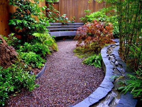 Beautiful Asian Landscape By Sculpt Gardens Inc.