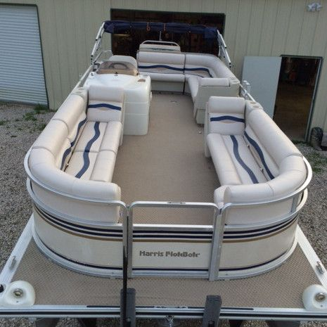 Harris Flotebote Replacement Seats Pontoon Pontoon
