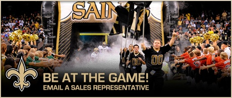 New Orleans Saints | Tickets and Stadium