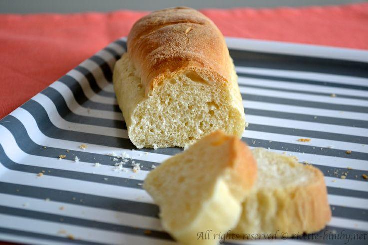 Baguettes Bimby • Ricette Bimby