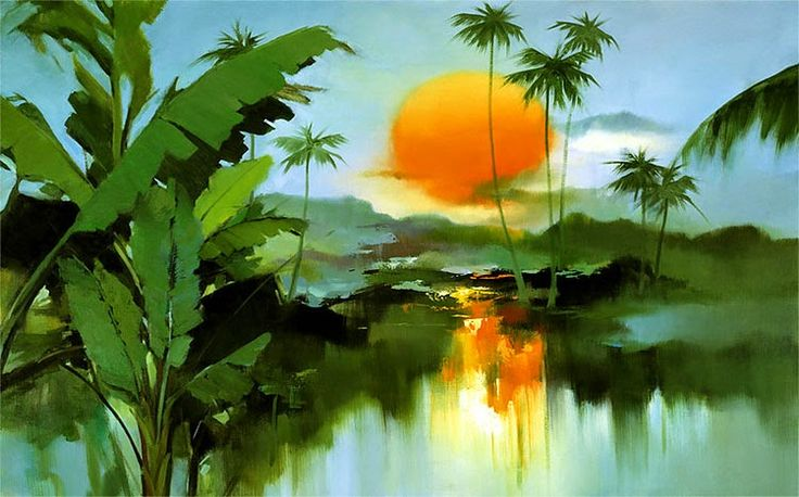 Above Art | Ken Hong Leung «Заколдованные пейзажи»