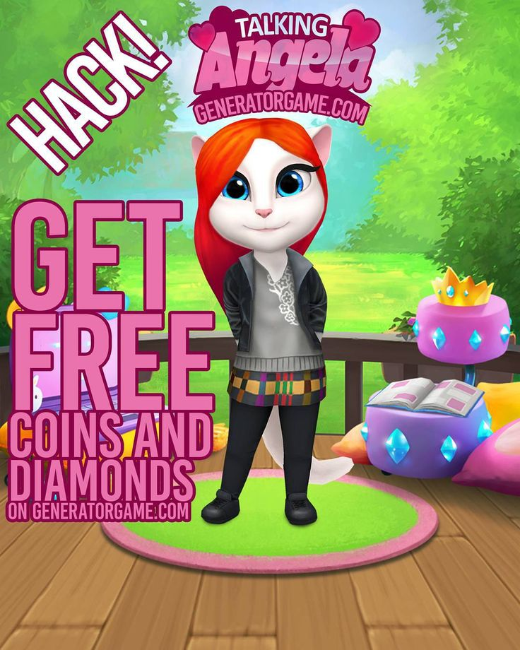[NEW] MY TALKING ANGELA HACK ONLINE 2015 REAL WORKS: www.mytalkingangela.com-hack.ml  Add up to 999999 Coins and Diamonds each day for Free: www.mytalkingangela.com-hack.ml  No More Lies Guys! This Method 100% Real Works: www.mytalkingangela.com-hack.ml  Please SHARE this real working hack method: www.mytalkingangela.com-hack.ml  HOW TO USE:  1. Go to >>> www.mytalkingangela.com-hack.ml  2. Enter Your My Talking Angela Username/ID or Email Address (no need to enter password) then click…