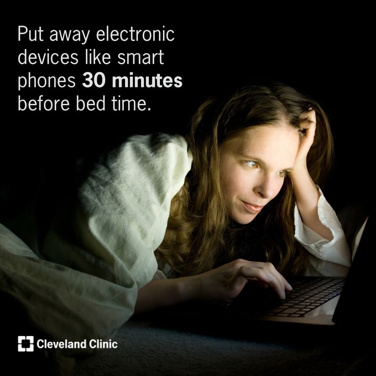 Learn other easy tips to #sleep better.