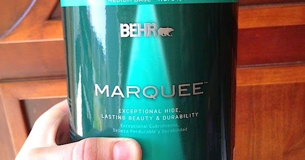 This is not a sponsored post, I just wanted to share my experience with Behr Marquee  since a few of you have asked about it and some of yo...