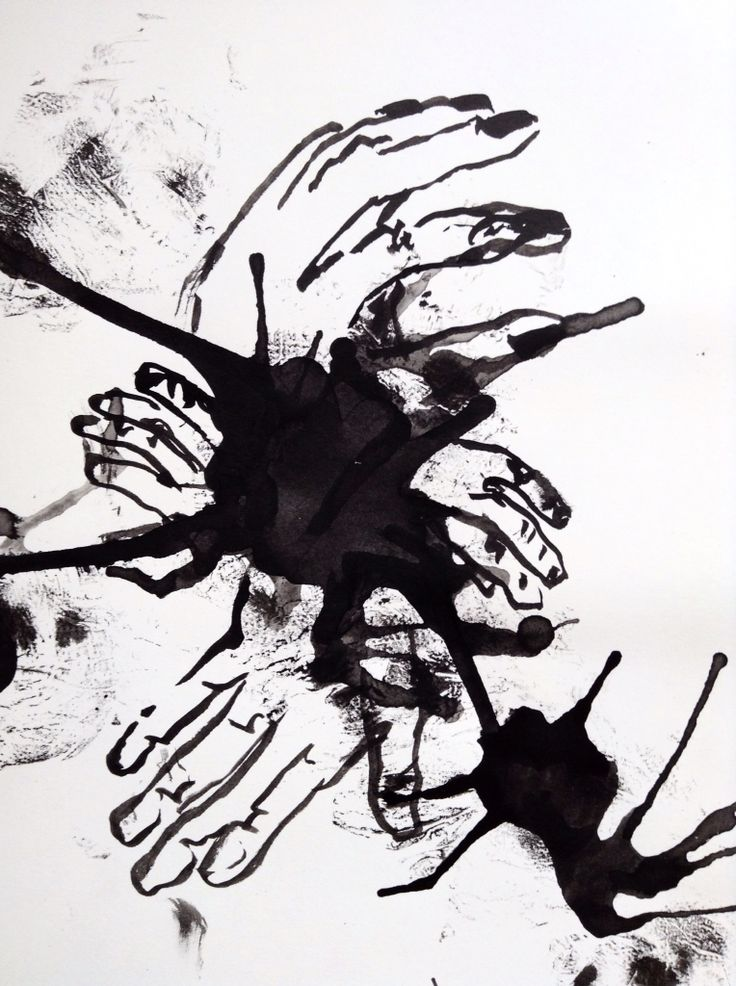 Liza.polesushkina #art #hands #abstract