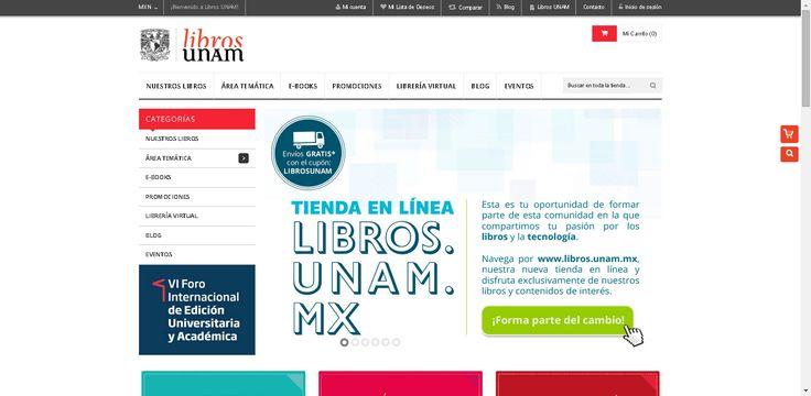 Libros UNAM de México