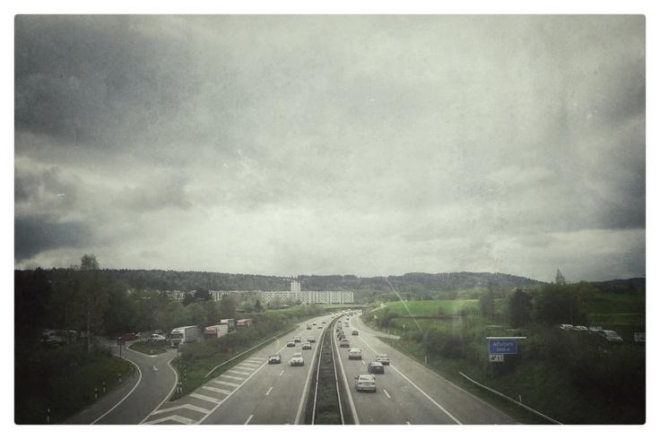 Autobahn by Thomas Lottermoser: http://pinterest.com/manganite/