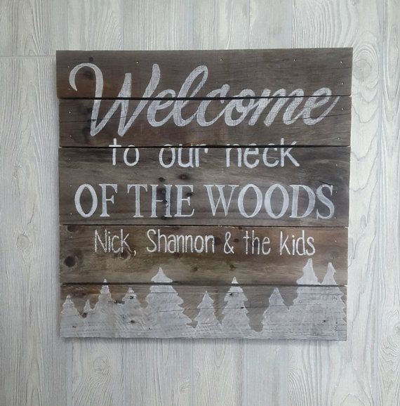 384 best rustic signs quotes images on pinterest shop for Cabin signs wood