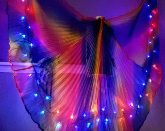 LED Leuchten Regenbogen Isis Flügel SMART-164 von EtereShop