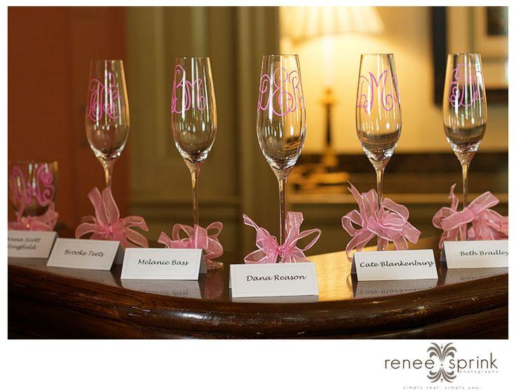 southern bridal luncheon | raleigh, nc wedding photographer    so cute!!