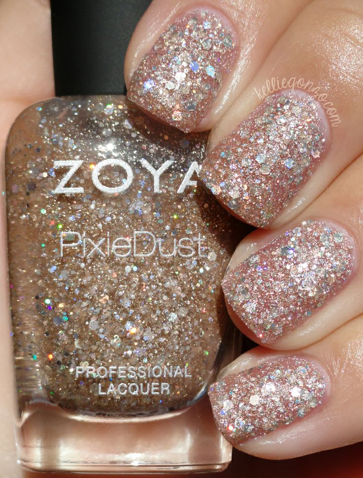 Magical Pixie Summer 2014. Review & Swatches by Kellie Gonzo