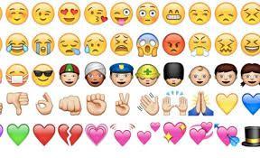 Resultado de imagen para emojis que son