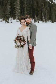 Lake Louise Wedding Photographers