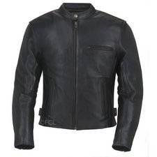 Fox Creek Leather Grayson Motorcycle Jacket
