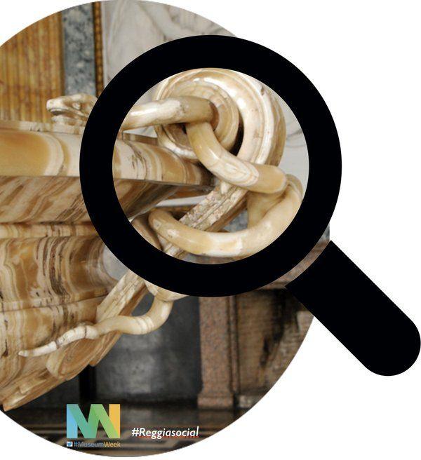 e oggi?! con la lente di ingrandimento andremo alla scoperta di dettagli straordinari #zoomMW #MuseumWeek iniziamo!