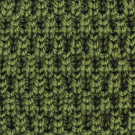Knitting Stitches Same On Both Sides : Syncopated Brioche Stitch This fabric is the same on both sides and creates a...