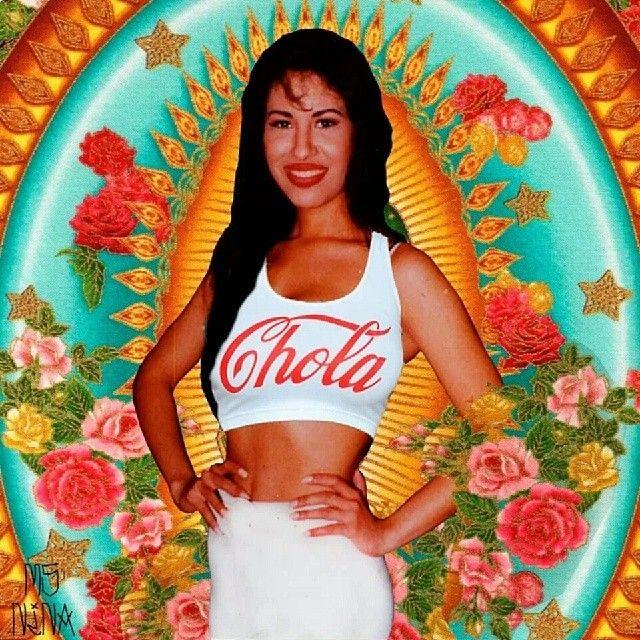 Selena #chola