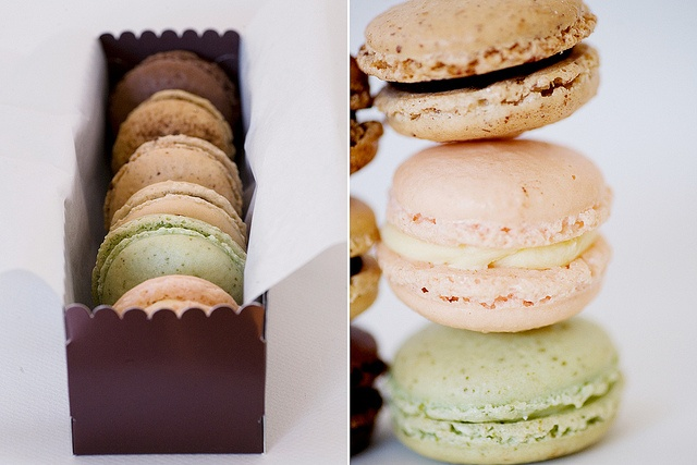 Delicious macarons by Donna Hay