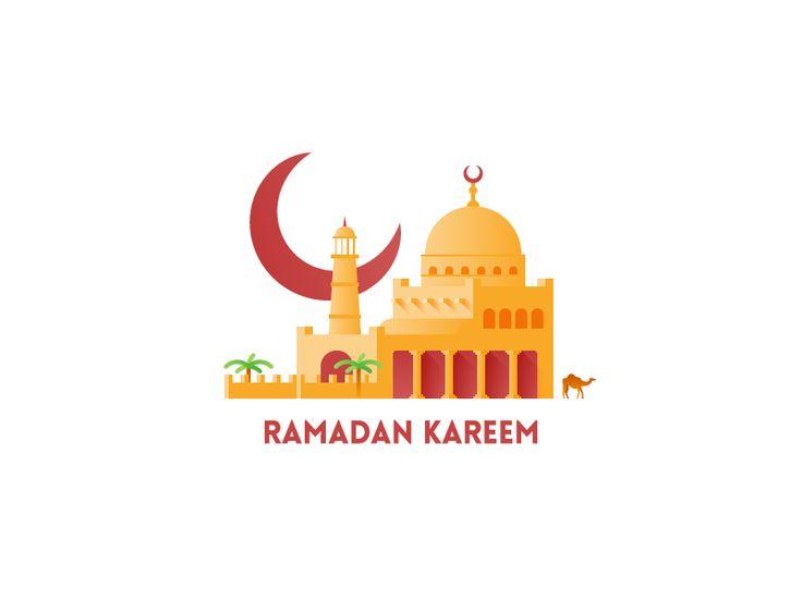 Ramadan illustration by deomis