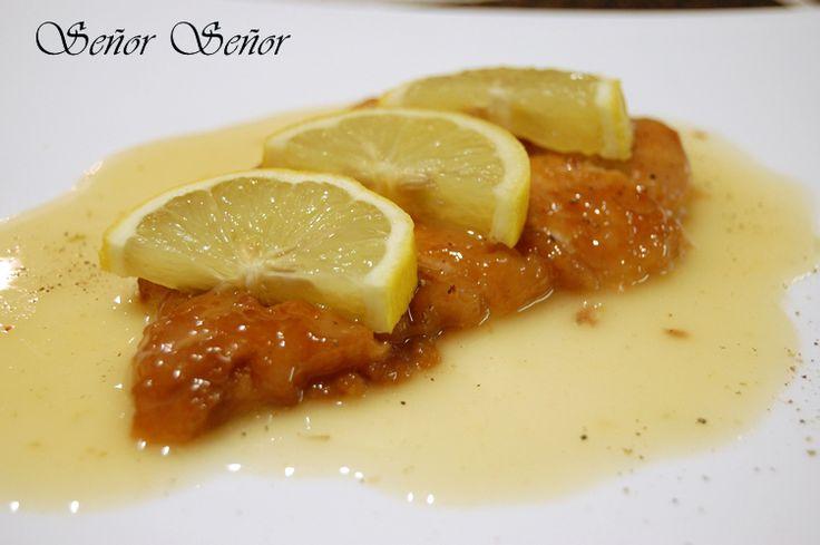 Pollo al limón: La receta de los restaurantes chinos | Receta de Sergio