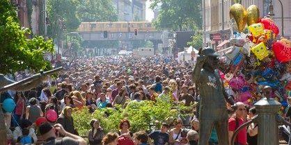 World Every Language: 1 Mai Berlin . Myfest 1 Mai