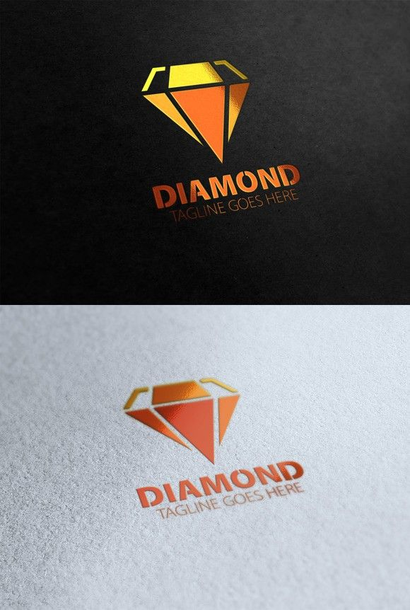 Diamond Logo. Logo Templates. $29.00