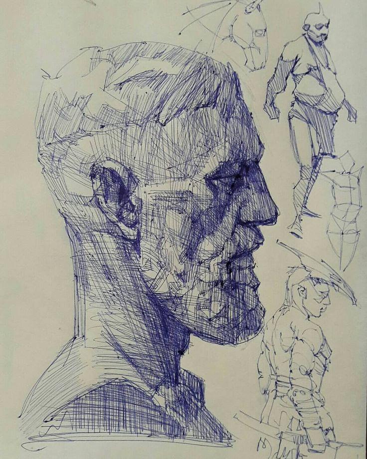 #skizzenbuch #studie #skizze #skulptur #zeichnungen #zeichnen