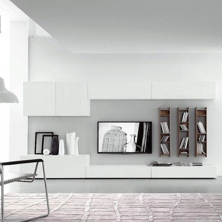Schön Best 25+ Moderne Wohnwände Ideas On Pinterest Moderne TV Möbel   Die  Modernen Sideboards