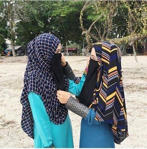 Relationship Niqab