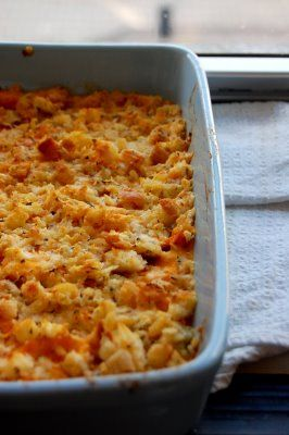 parsnip carrot crumble