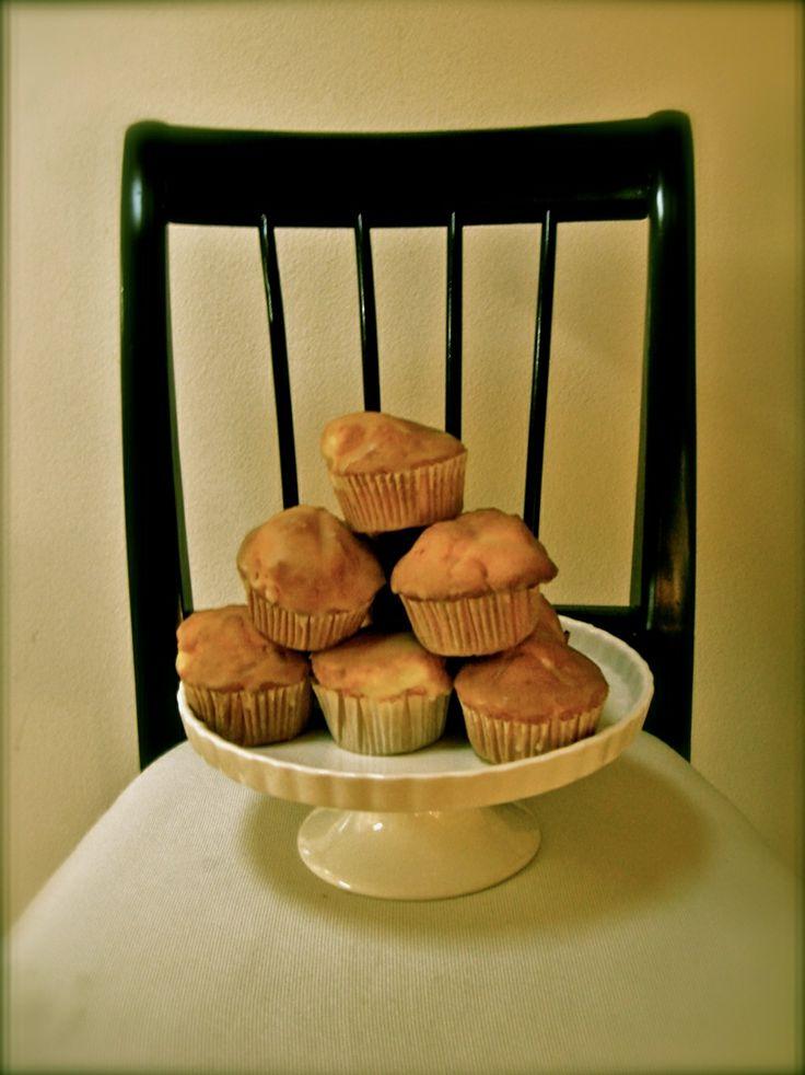Muffin al limone - Zitronenmuffins