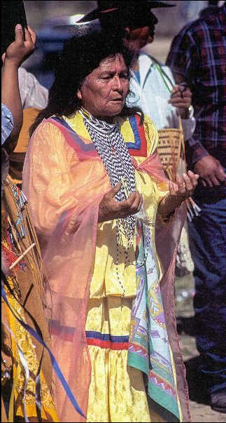Apache Sunrise Ceremony